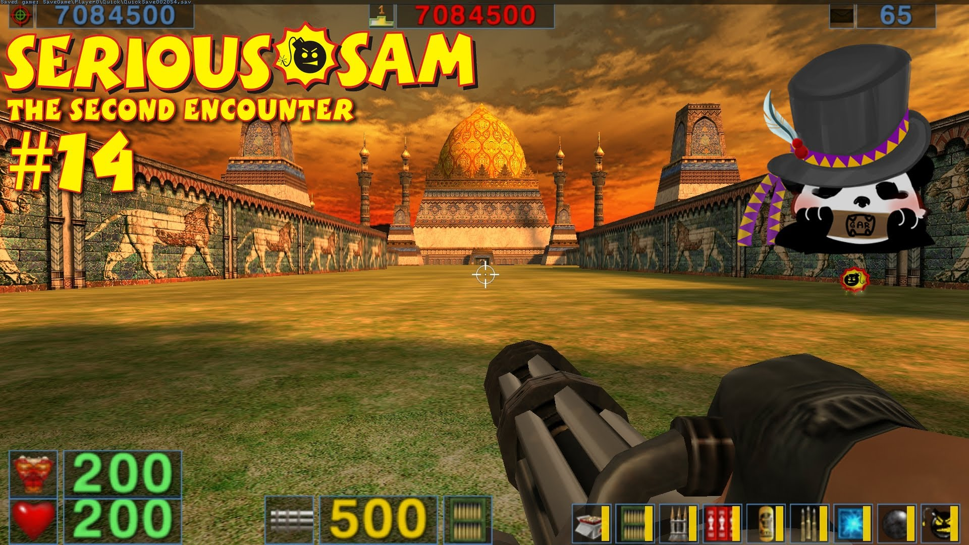 Купить Serious Sam HD:The Second Encounter(RU/ Steam)