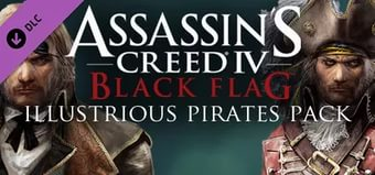 Купить Assassins Creed 4 Black Flag llustrious Pirates Pack