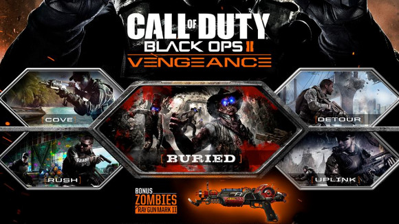 Купить Call of Duty: Black Ops 2: DLC 3 Vengeance