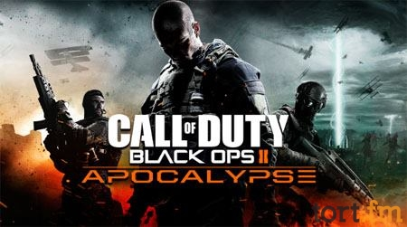 Купить Call of Duty: Black Ops 2: DLC 4 Apocalypse