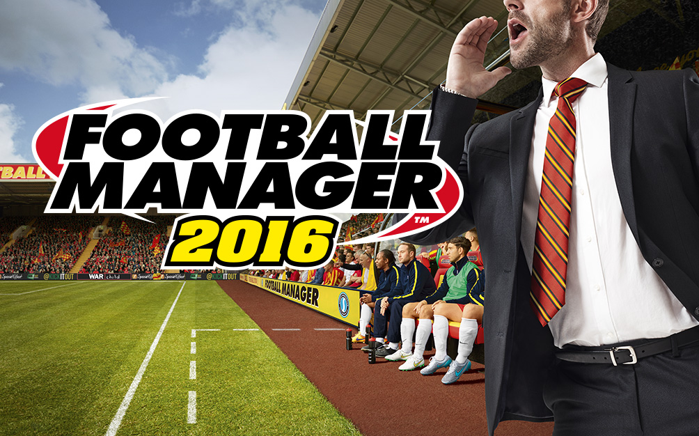 Football Manager 2016 (Steam Gift - RU+CIS)