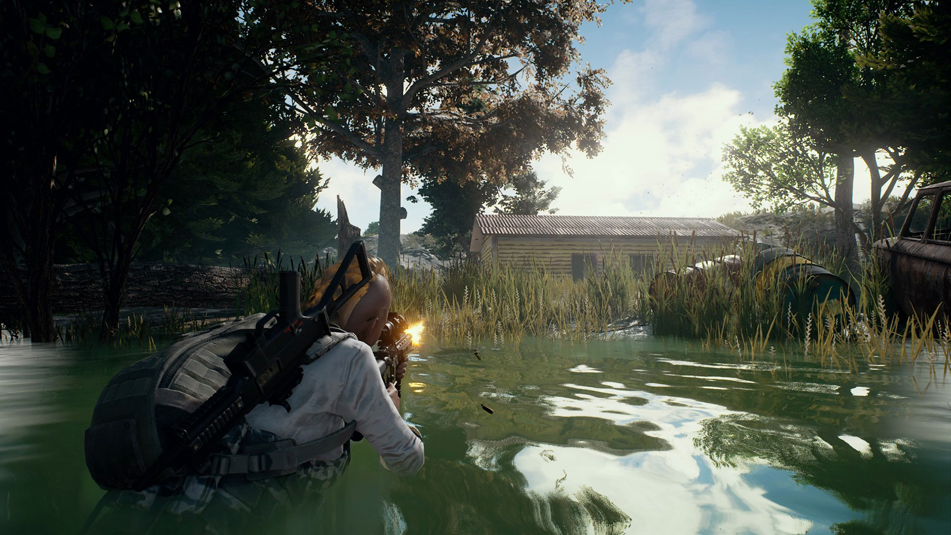 PLAYERUNKNOWN´S BATTLEGROUNDS PUBG (STEAM KEY RU)