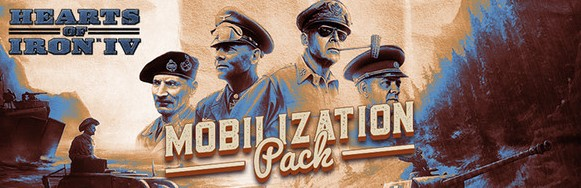 Hearts of Iron IV: Mobilization Pack / Steam / Россия