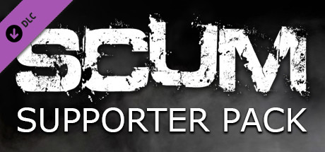 SCUM Supporter Pack DLC  (Steam) only for Russia