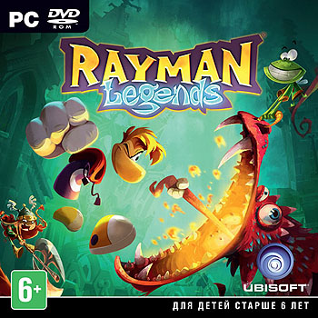 Купить Rayman Legends(STEAM GIFT)+ПРОМО-КОД  +ПОДАРОК