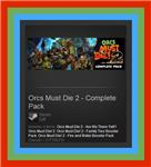 Orcs Must Die 2 Complete Pack (Bandle GIFT) +Промо-код
