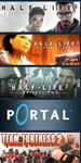 THE ORANGE BOX: 5 ИГР(HALF LIFE 2 + TF2+PORTAL)STEAM
