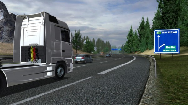 Euro Truck Simulator STEAM GIFT RU/CIS