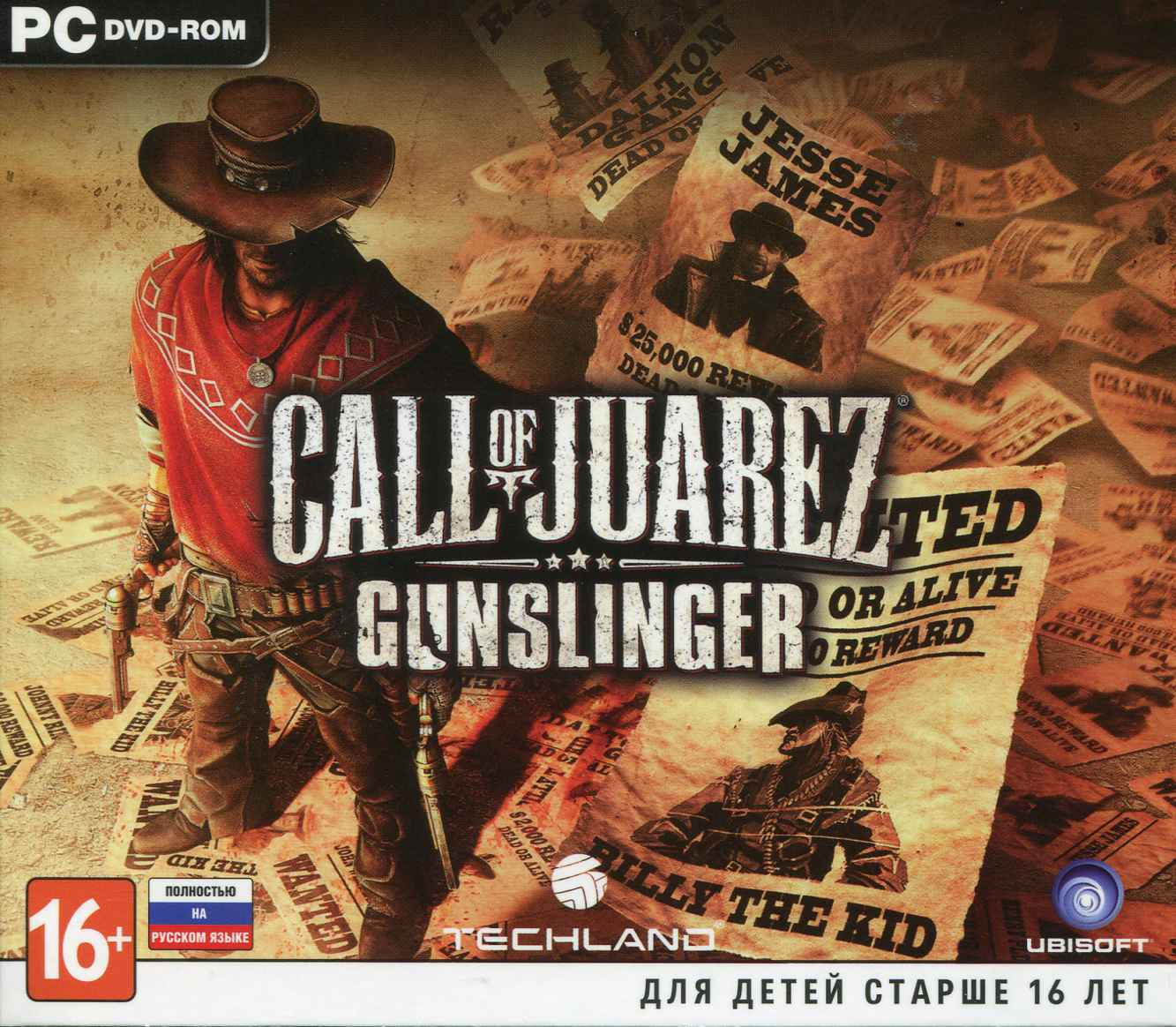 Call of Juarez: Gunslinger (Steam) GIFT RU/CIS