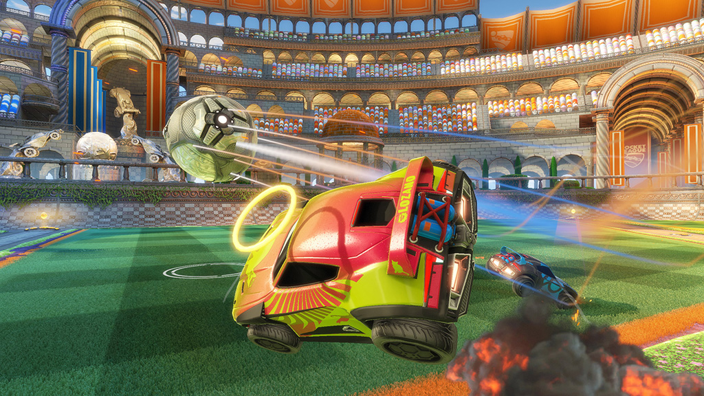 Rocket League - Supersonic Fury DLC Pack GIFT RU/CIS