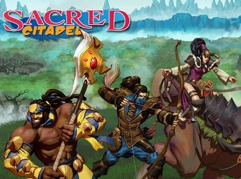 Sacred Citadel STEAM GIFT RU/CIS+ПРОМО КОД