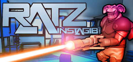 Ratz Instagib STEAM GIFT RU/CIS