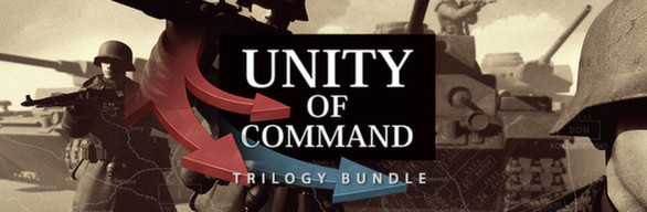 Unity of Command Trilogy Bundle (S.Gift\RoW\Reg Free)