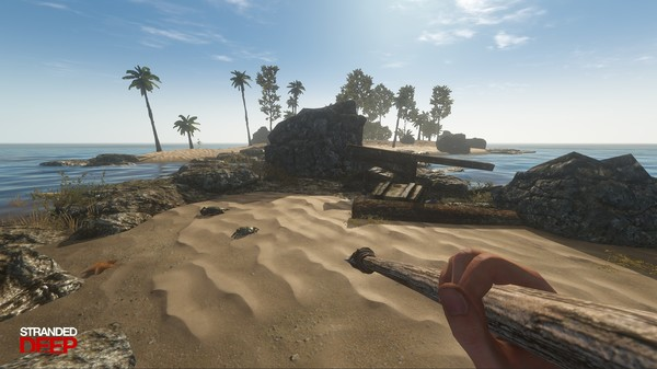 Stranded Deep (Steam Gift \RU+CIS)
