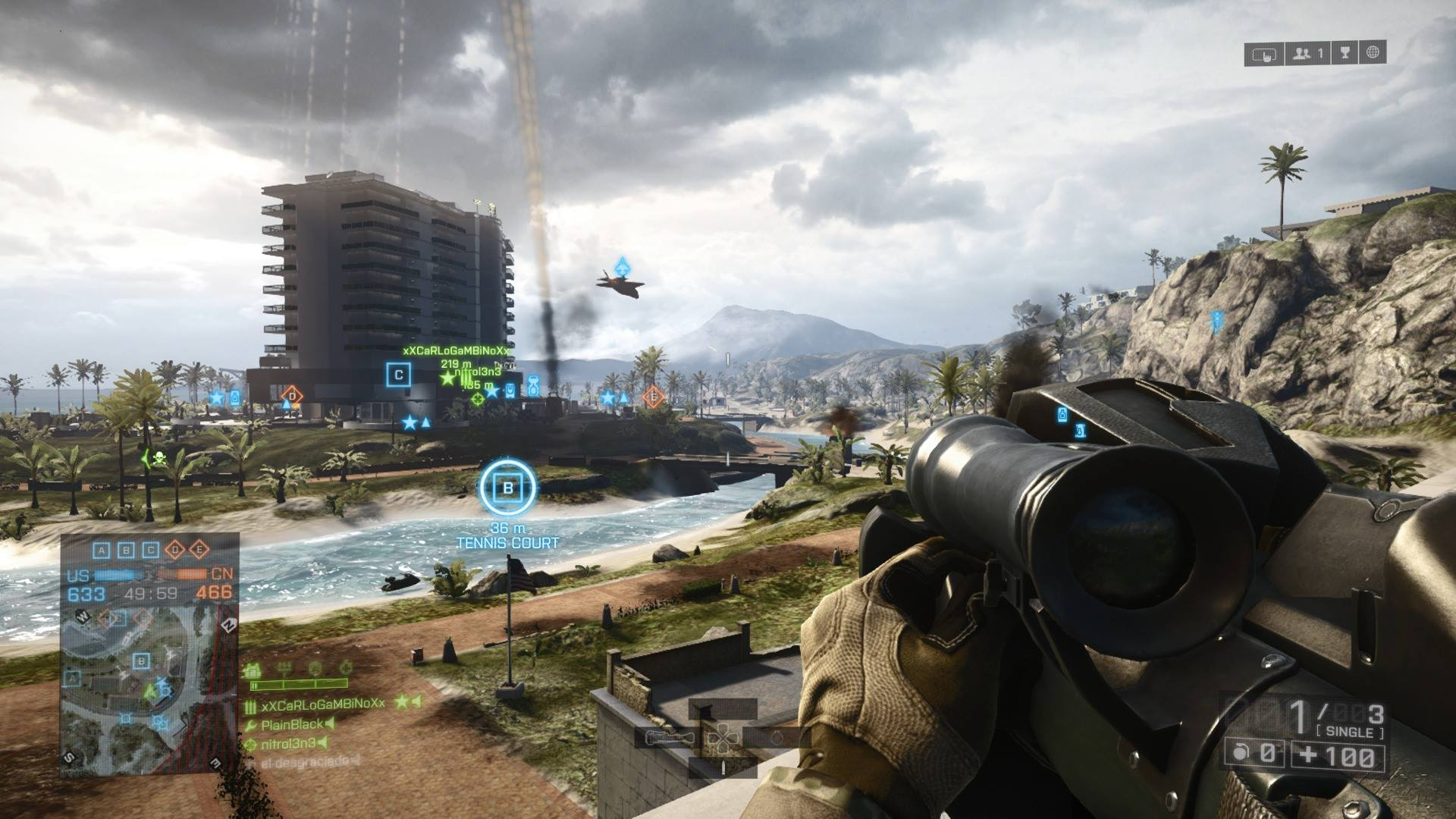 Скачать multiplayer battlefield 4