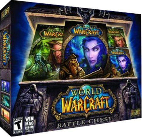 World of Warcraft Battle Chest 5.0 + 30day (EU) + Bonus