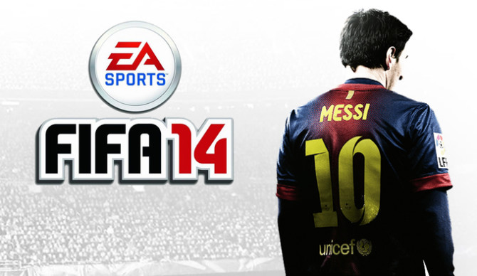 FIFA 14 (Origin Key/REGION FREE)+ BONUS