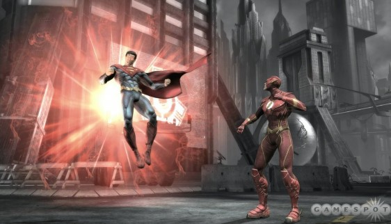 Injustice:Gods Among Us Ultimate Ed/Steam Key(reg RU)