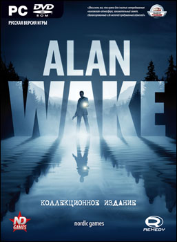 Alan Wake Collector´s Edition STEAM/KEY/БОНУС