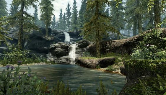 The Elder Scrolls V : Skyrim (Steam \RU KEY)+БОНУС