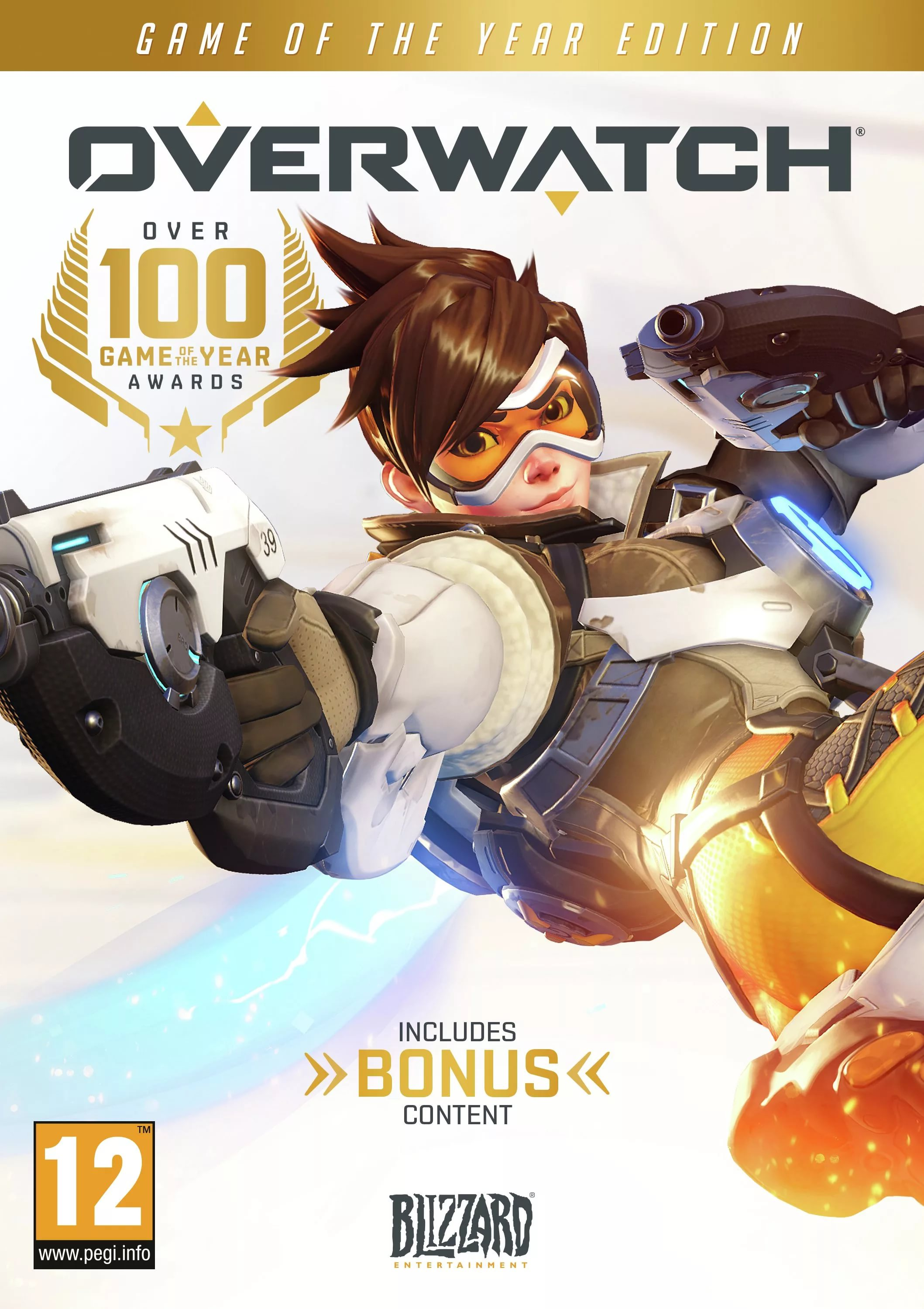 Overwatch Game of the Year Edition(Ключ для Battle.net)