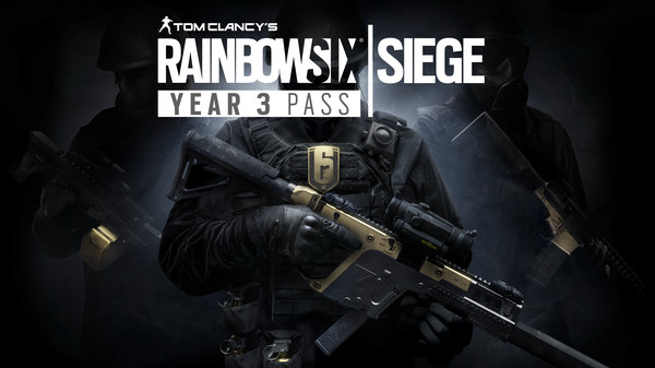 Tom Clancy`s Rainbow Six: Siege Pass Year 3 (Uplay)