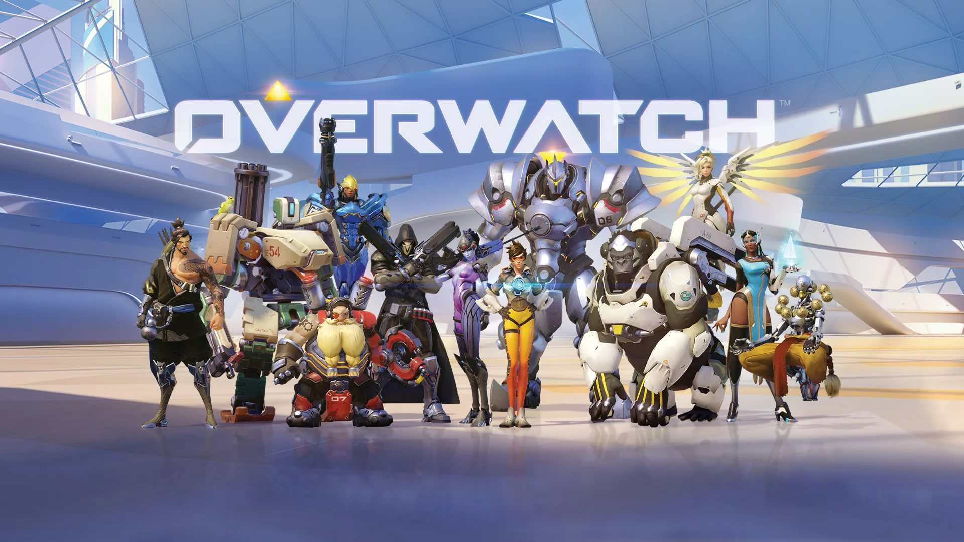 Overwatch (Battle.Net/ Region Free) + Бонус