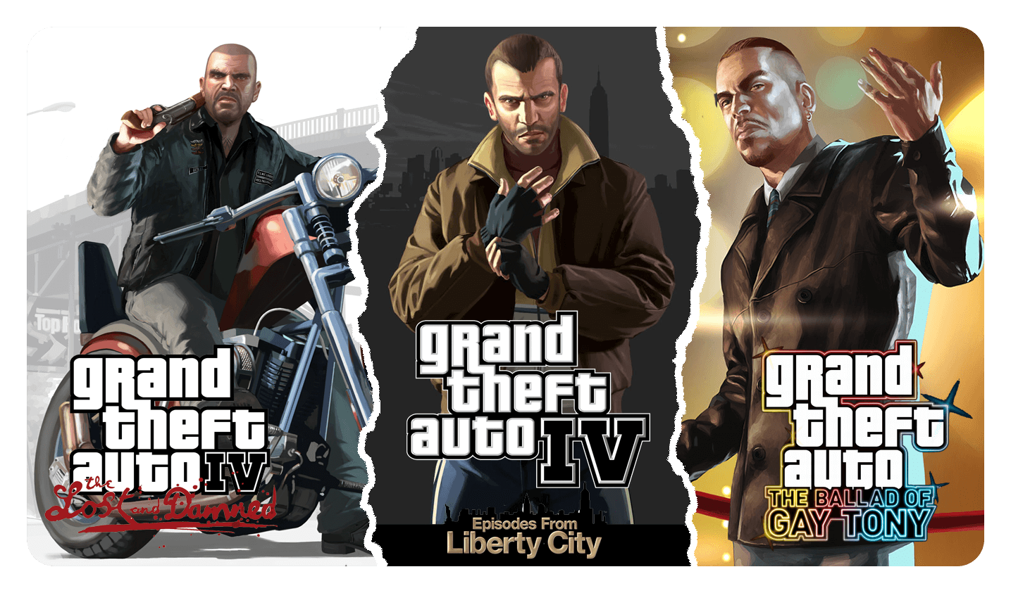 Grand Theft Auto IV Complete Edition (Steam/ Region Fr)