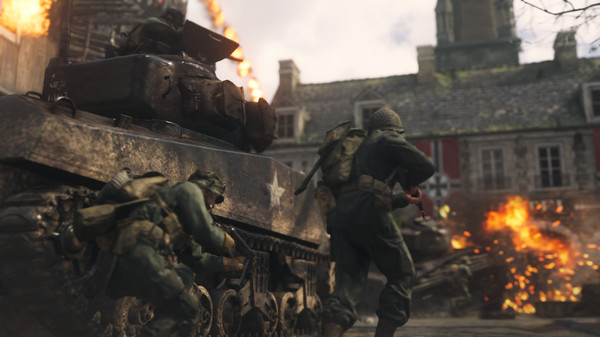 Call of Duty: WWII (Steam/Ru) + Bonus
