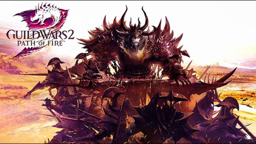Guild Wars 2: Path of Fire (Region Free)