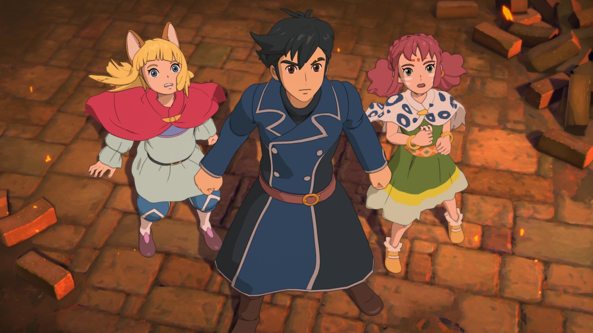 Ni no Kuni™ II: Revenant Kingdon: Prince´s Ed (Steam)
