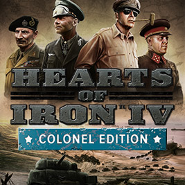 Hearts of Iron IV: Colonel Edition (Steam Key) + Bonus