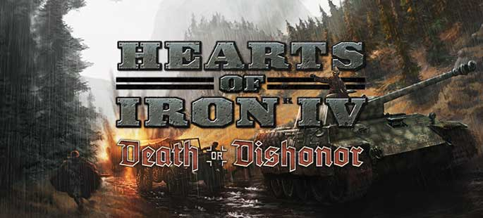 Hearts of Iron IV: DEATH OR DISHONOR (Steam Key)+ Bonus