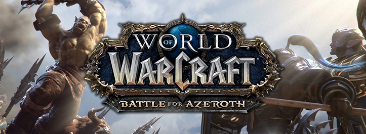 WORLD OF WARCRAFT: BATTLE FOR AZEROTH Prepurchase (EU)