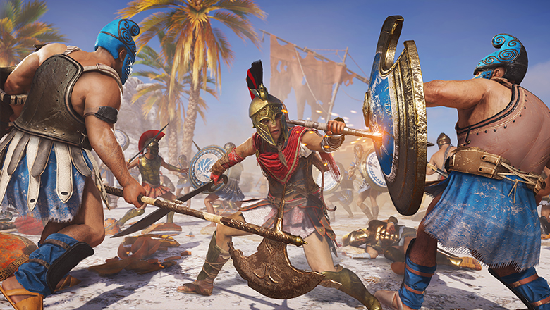 ASSASSIN´S CREED ODYSSEY: GOLD + Pre-order Bonus (Uplay