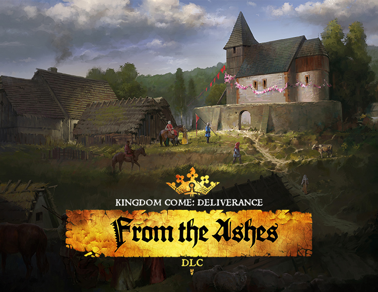 Kingdom Come: Deliverance: From the Ashes DLC(Steam/Key