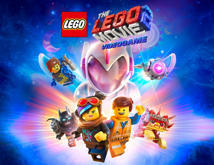 Lego Movie 2 Videogame (Steam Ключ/ Русский)