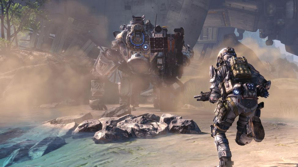 TITANFALL DELUXE EDITION(ORIGIN KEY / Eng / RegionFree)