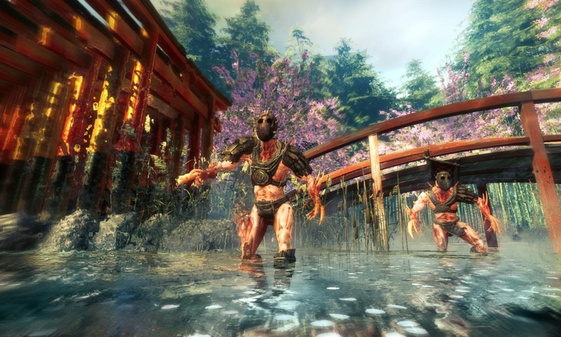 Shadow Warrior (Steam KEY)+БОНУС