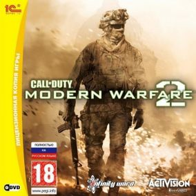 Call of Duty: MODERN WARFARE 2 (Steam/Русккий) + БОНУС