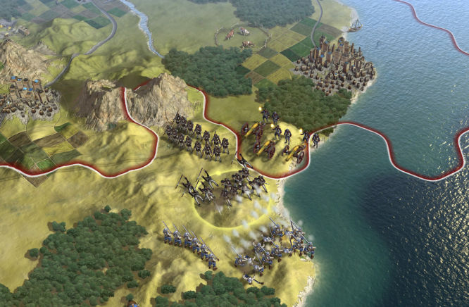 Sid Meier´s Civilization V 5 REGION FREE/STEAM KEY