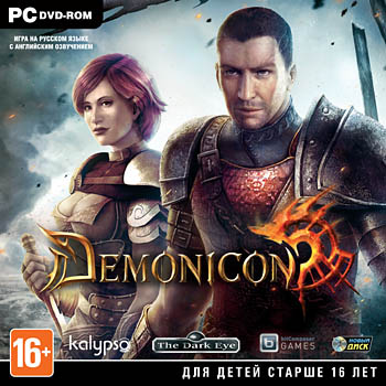 DEMONICON (The Dark Eye) REGION FREE, STEAM + БОНУС