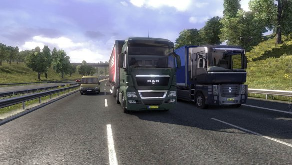 EURO TRUCK SIMULATOR 2 Gold (Steam Русский) + Подарок