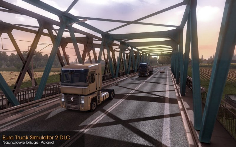 EURO TRUCK SIMULATOR 2 (Steam/ Русский) + Бонус