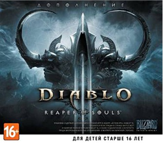 Diablo 3: Reaper of Souls CD-KEY GLOBAL+BONUS