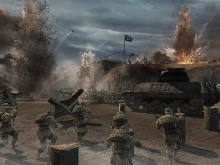 Company of Heroes (STEAM\Region Free) + БОНУС