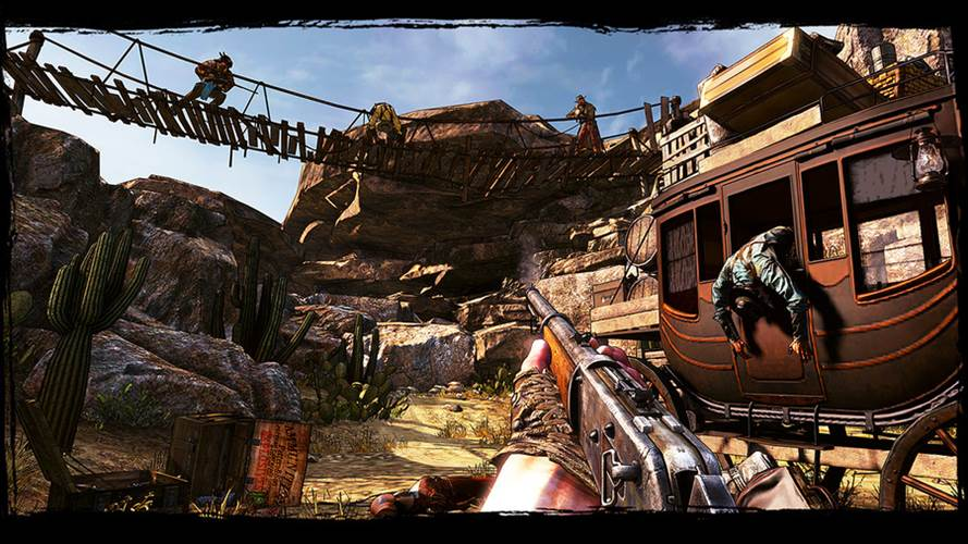 CALL OF JUAREZ: GUNSLINGER + БОНУС КАЖДОМУ