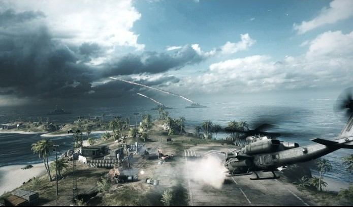 BATTLEFIELD 3 Premium Edition (2 KEY)(Multi/RegFree)