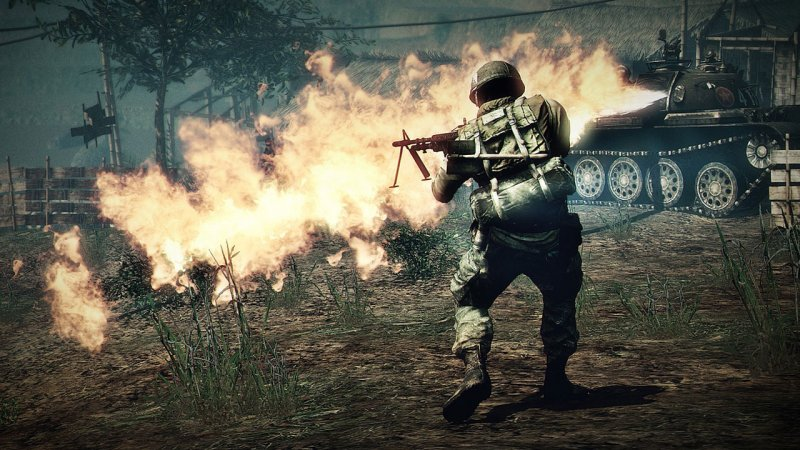 BATTLEFIELD BAD COMPANY 2 VIETNAM (ORIGIN /БОНУС)