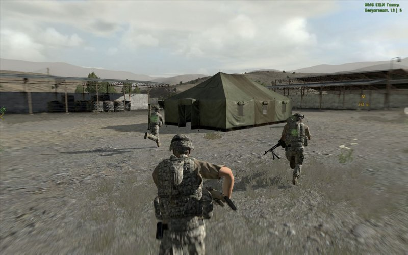 Arma 2: Operation Arrowhead RFT(2DLC/Steam Region Free)
